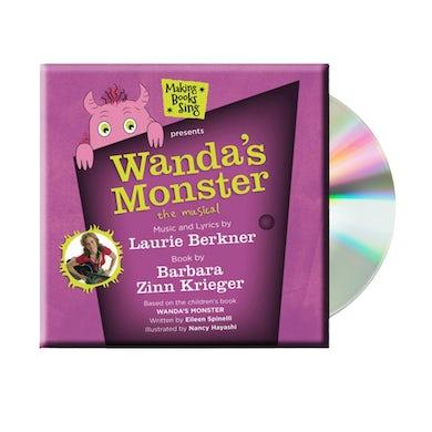 Laurie Berkner Wanda's Monster: The Musical - CD