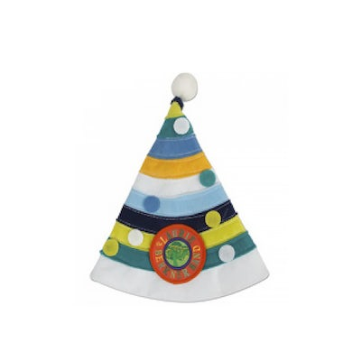 Laurie Berkner Party Day! Blue Muticolor - Party Hat