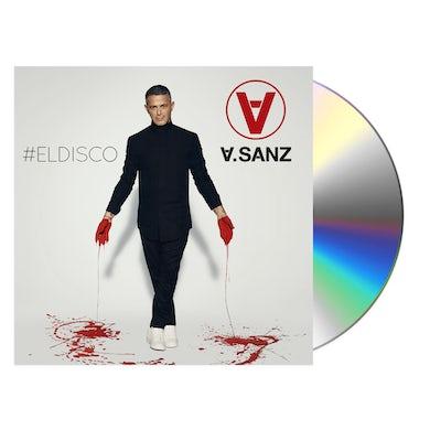Alejandro Sanz #ELDISCO CD