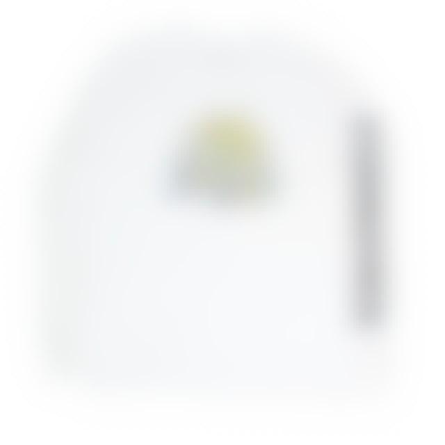 Turnover Daisy Long sleeve (White)