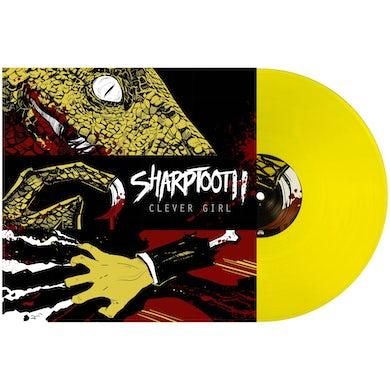 "Sharptooth Clever Girl 12"" Vinyl (Yellow)"