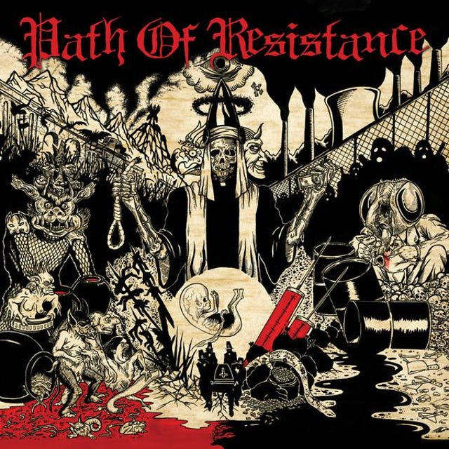 Path of Resistance Can't Stop The Truth (CD)