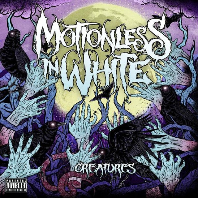 Motionless In White Creatures (CD)