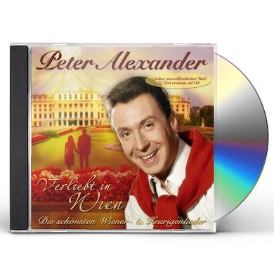 Peter Alexander VERLIEBT IN WIEN DIE SCHONSTEN WIENER- CD