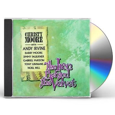 Christy Moore IRON BEHIND THE VELVET CD