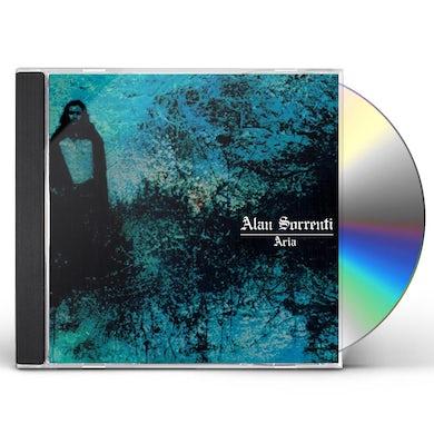 Alan Sorrenti ARIA CD