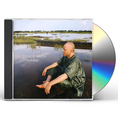 Salif Keita ANTHOLOGY CD