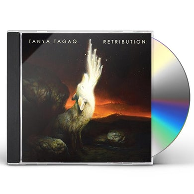 Tanya Tagaq RETRIBUTION CD