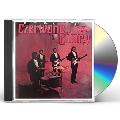 CZERWONE GITARY 3 CD