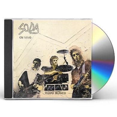 Soda Stereo RUIDO BLANCO CD