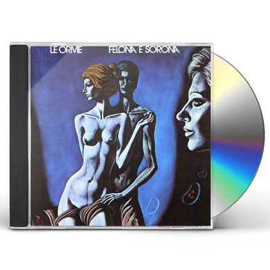 Le Orme FELONA SONORA CD