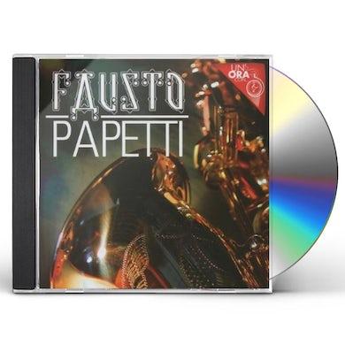 Fausto Papetti UN'ORA CON CD