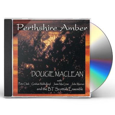 Dougie Maclean PERTHSHIRE AMBER CD