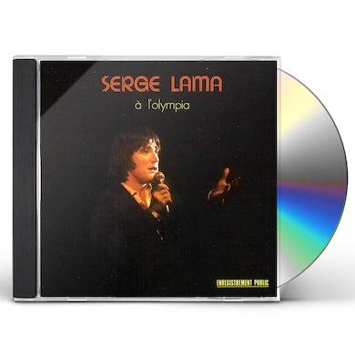 Serge Lama OLYMPIA 1974 CD