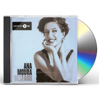 Ana Moura DESFADO CD