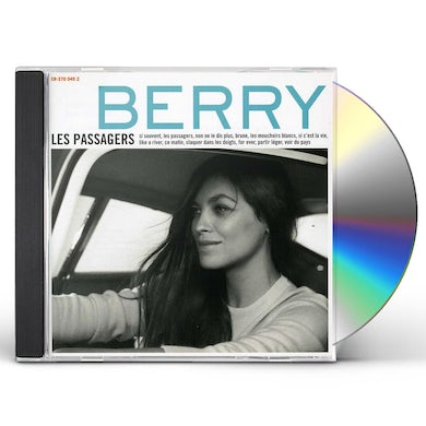 Berry LES PASSAGERS CD