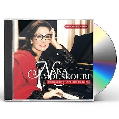 Nana Mouskouri MEINE SCHONSTEN WELTE 2 CD