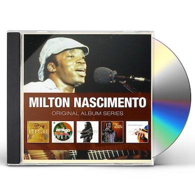 Milton Nascimento ORIGINAL ALBUM SERIES CD