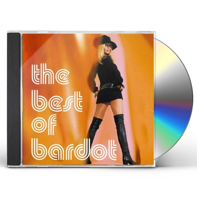 Brigitte Bardot DIVINE: BEST OF BB 2004 CD