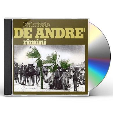 Fabrizio De Andre RIMINI CD