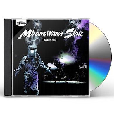MBONGWANA STAR FROM KINSHASA CD