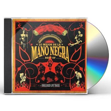 LO MEJOR DE LA MANO NEGRA CD