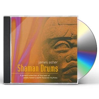 James Asher SHAMAN DRUMS CD