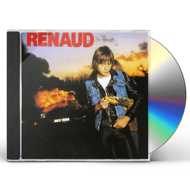 Renaud MA GONZESSE CD