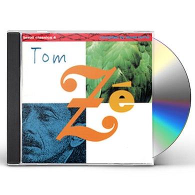 BRAZIL CLASSICS 4: THE BEST OF TOM ZE CD
