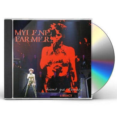 Mylène Farmer AVANT QUE L'OMBRE A BERCY CD