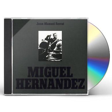 Joan Manuel Serrat MIGUEL HERNANDEZ CD