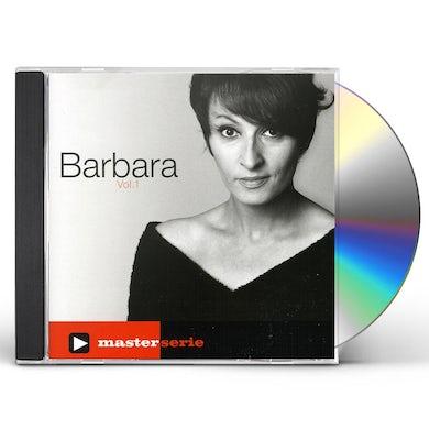 BARBARA MASTER SERIE 1 CD