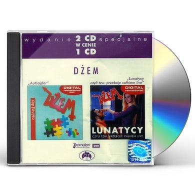 AUTSAJDER/LUNATYCY CD