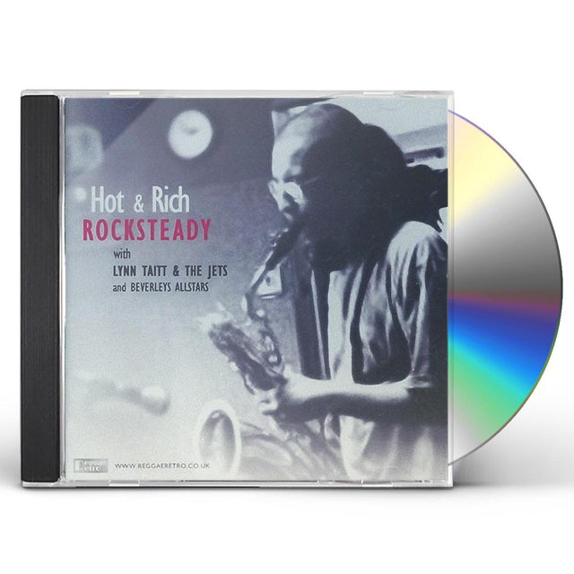 HOT & RICH ROCKSTEADY CD