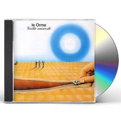 Le Orme VERITA NASCOSTE CD