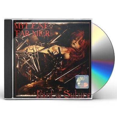 Mylène Farmer POINT DE SUTURE CD
