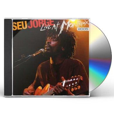 Seu Jorge LIVE AT MONTREUX 2005 CD