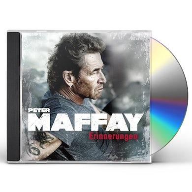 Peter Maffay ERINNERUNGEN: DIE STAERKSTEN BALLADEN CD