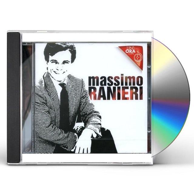 Massimo Ranieri UN'ORA CON CD