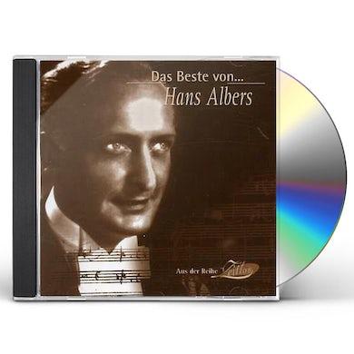 Hans Albers CD