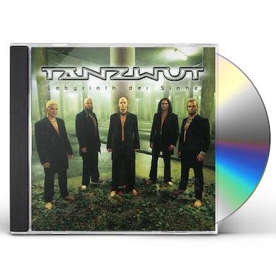 Tanzwut LABYRINTH DER SINNE CD