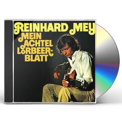 Reinhard Mey MEIN ACHTEL LORBEERBLATT CD