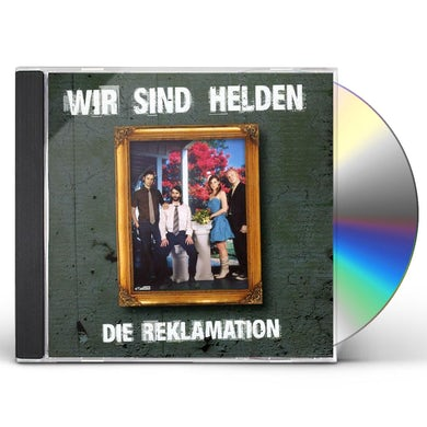Wir Sind Helden DIE REKLAMATION CD