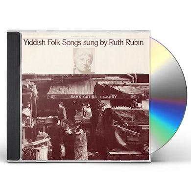 YIDDISH FOLK SONGS CD