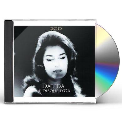 Dalida DISQUE D'OR CD
