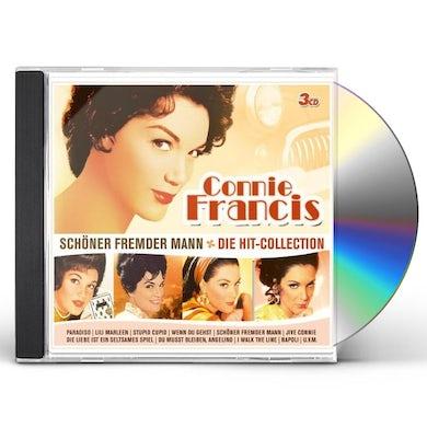 Connie Francis SCHONER FREMDER MANN CD