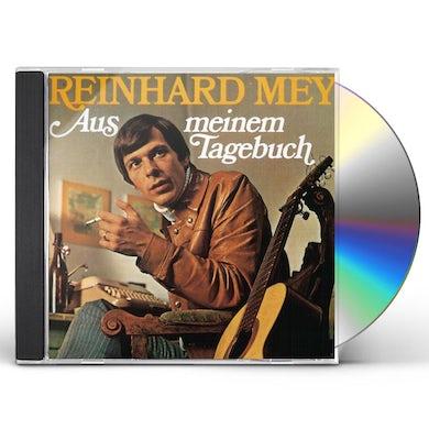 Reinhard Mey AUS MEINEM TAGEBUCH CD