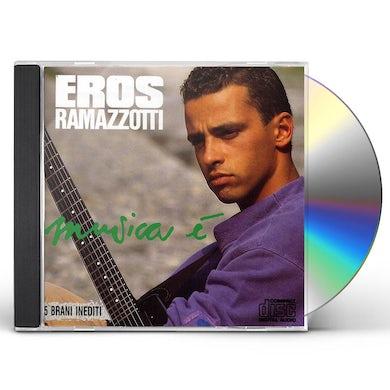 Eros Ramazzotti MUSICA E CD