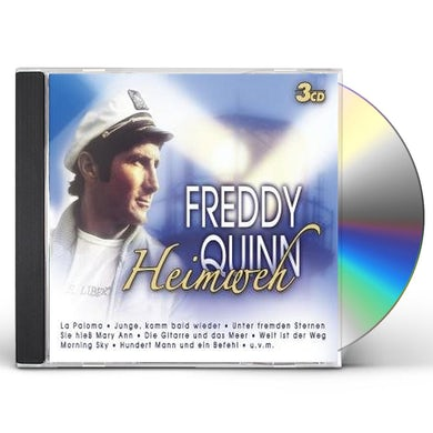 Freddy Quinn HEIMWEH CD