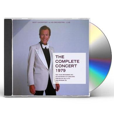 Bert Kaempfert COMPLETE CONCERT 1 CD